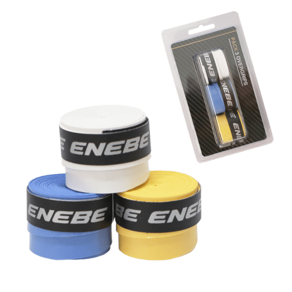 PACK 3 OVERGRIPS ENEBE